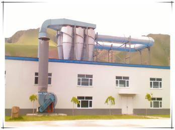 高效氣流干燥機組