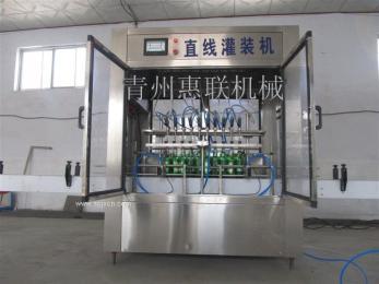 酱油灌装机、醋灌装机、调味品灌装机