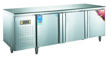 康庭保鲜工作台/商用厨房设备/食物保鲜设备/热销工作台品牌