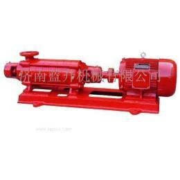 供应莱芜XBD-W卧式多级消防泵