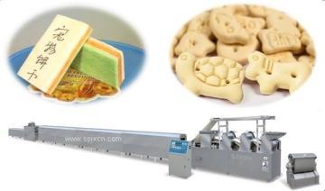 宠物饼干生产线,狗粮饼干机