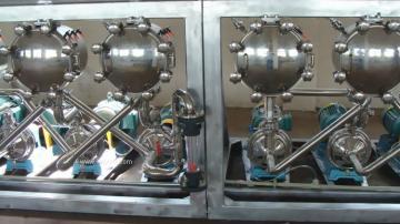 半自动红薯加工机械