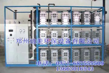 电镀行业高纯水设备超纯水设备