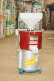 沧州 自分渣磨浆机豆浆机冰花红烤漆