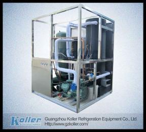 5吨透明大型管冰机制冰机
