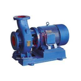 ISW卧式管道泵