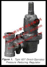 Fisher627-496/627-576调压器/减压阀燃气调压阀