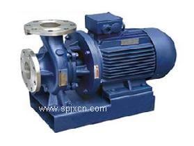 ISW100-160卧式管道离心泵