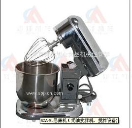 SZA-5L忌廉機(奶油攪拌機、攪拌設備)