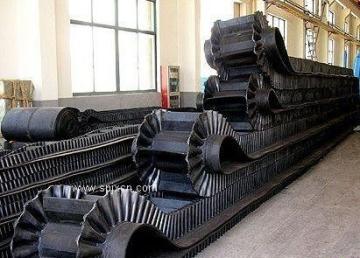 鋼絲繩輸送帶廠家生產的質量好,青島百特皮帶
