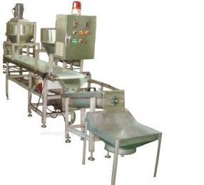 麻薯裹型機