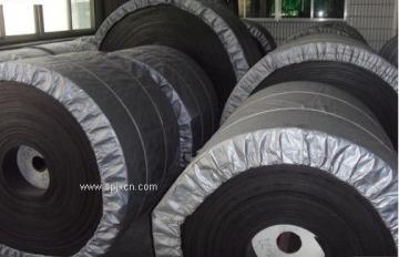 青岛耐高温输送带,耐热输送带-耐磨百特皮带