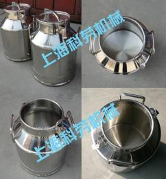 不锈钢牛奶运输桶