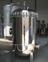供应云南304不锈钢无菌水箱精密过滤器