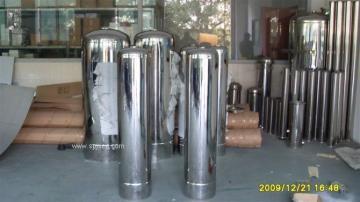 昆明水处理保安过滤器袋式过滤器除铁除锰过滤器