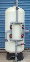 石英砂过滤器昆明除铁除锰过滤器洗车场污水过滤器