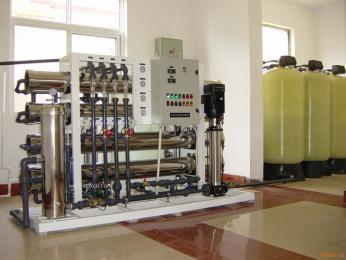 供應昆明反滲透純水設備井水過濾器除鐵除錳設備