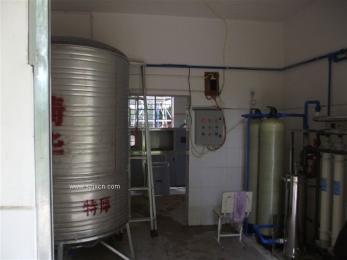 供应离子交换设备锅炉软水设备食品单双级反渗透设备