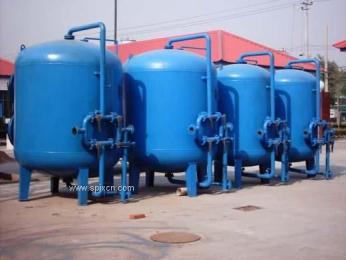 芬源供应云南井水除铁除锰过滤器软水过滤设备