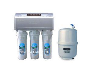 萬泉達五級過濾反滲透膜純水機
