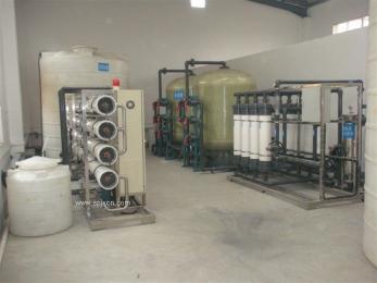 超滤设备灌装机设备矿泉水设备中央软水设备