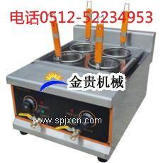 臺式四頭麻辣燙機xvc電煮面爐