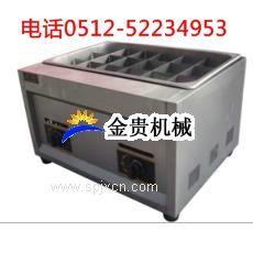燃氣關東煮機fgt技術24格流動關東煮機
