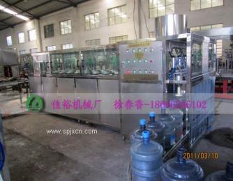 供應QGF系列全自動桶裝生產線