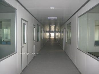 洁净走廊 无尘化验室