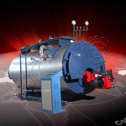 环保高效锅炉1T卧式全自动燃气蒸汽锅炉