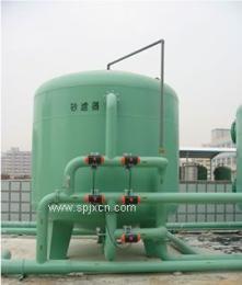 广西众杰多介质过滤器,活性炭过滤设备