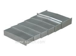 鋼板不銹鋼板機床導軌防護罩