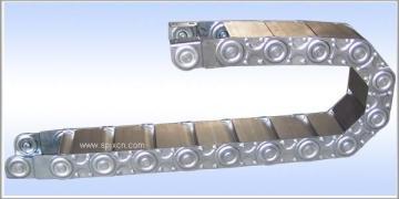 全封闭型钢铝拖链