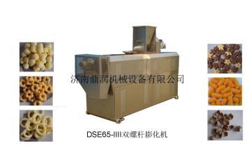 小食品膨化机