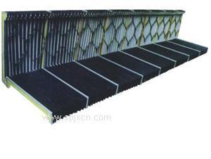 柔性風琴式導軌防護罩、機床防護罩