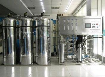 上海1吨纯水纯净水设备 上海水处理厂家