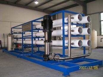 上海8吨纯水纯净水设备