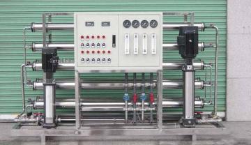 上海1吨纯化水设备 上海知名纯化水设备生产商