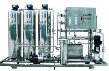 上海浙江江蘇2噸電鍍去離子水設備 上海知名電鍍離子水設備生產商
