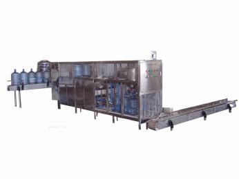 上海浙江江苏1吨桶装水矿泉水设备 上海桶装水设备生产商