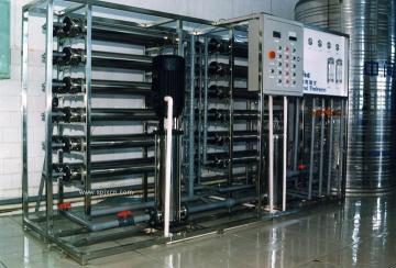 江苏大棚种植1-20吨纯水设备 上海知名纯水设备生产商