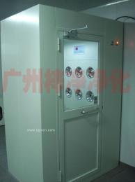 四川QS风淋室/单人单吹风淋室/梓净/净化设备厂家