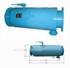 反沖排污過濾器 排污過濾器 四川潔明水處理設備