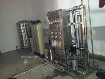 昆明反渗透设备云南水处理过滤器不锈钢水箱软水机