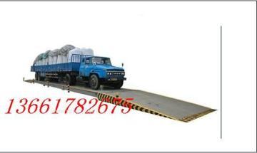 100吨3.4*18米数字汽车衡