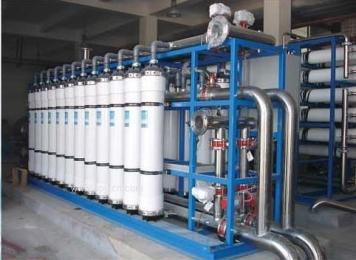 纯净水--超滤制水设备