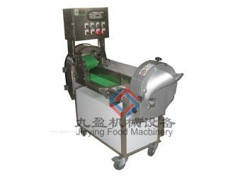 双头球茎叶类多功能切菜机(变频调速)TJ-301  电联