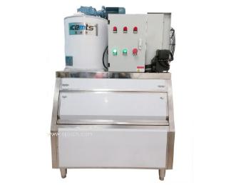 美特斯制冰机-青岛海鲜市场制冰机
