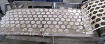 韧性饼干机饼皮分离机 产品图片