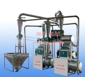 双台小型小麦制粉机组-10C型面粉机械